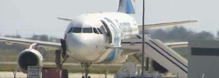 В Єгипті захоплений літак Airbus A320