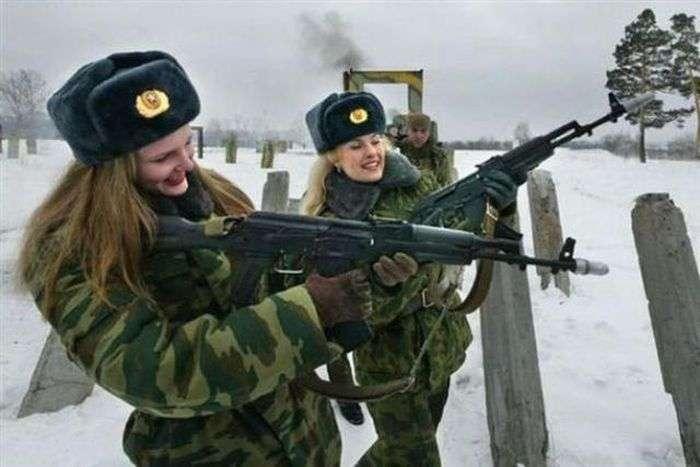Обовязкові нормативи фізпідготовки в армії і спецслужбах Росії (6 фото)