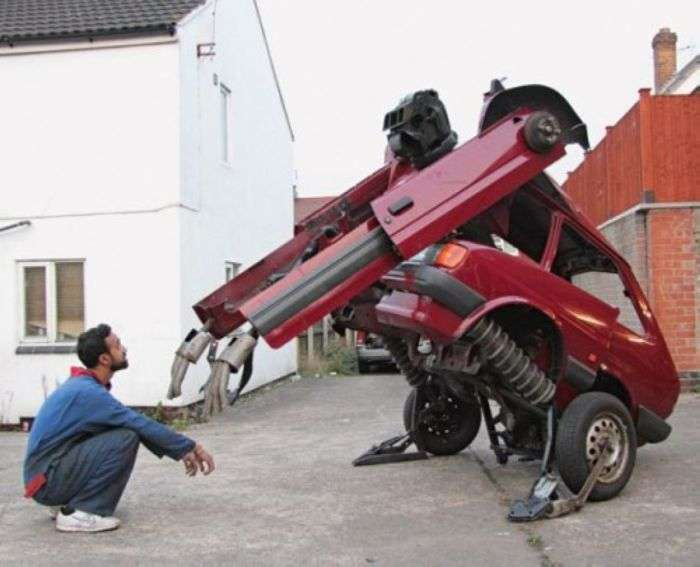 Автомобільний гумор (40 фото)