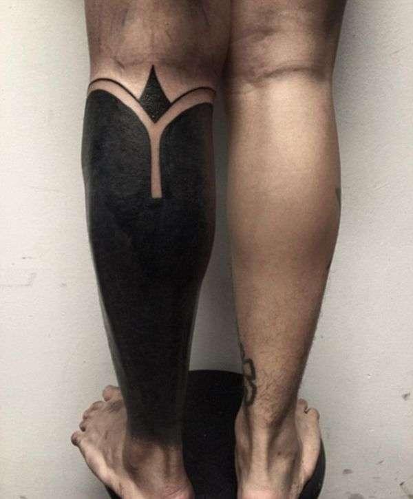 Нова мода: зафарбовані татуювання (9 фото)
