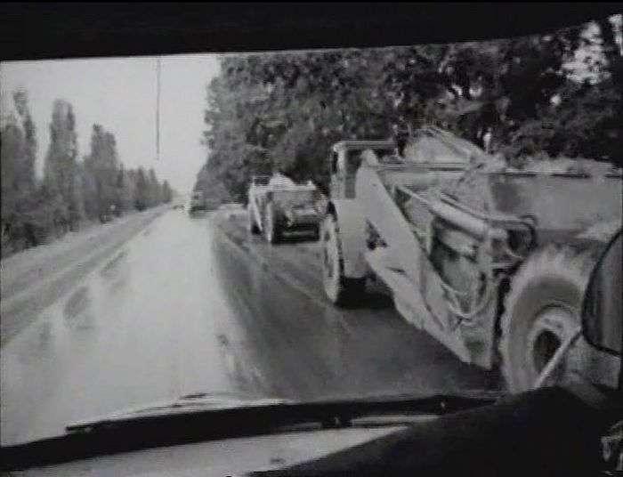 Техніка, яка брала участь у ліквідації наслідків аварії на ЧАЕС (20 фото)