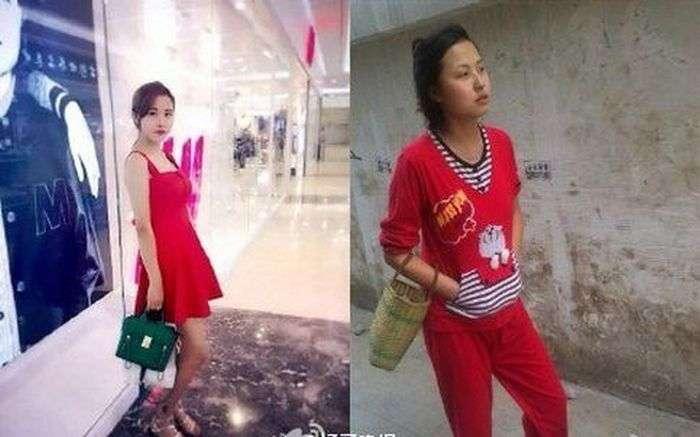 Вихідці з китайських сіл запустили новий флешмоб (13 фото)