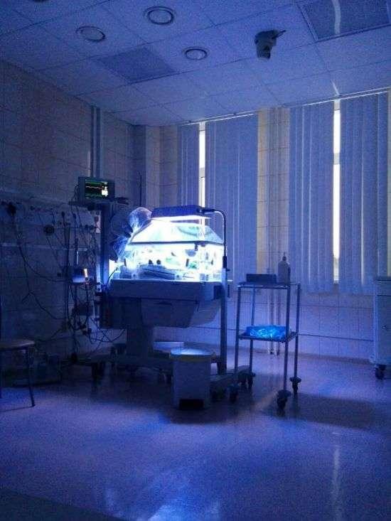 Екскурсія по реанімації новонароджених (10 фото)