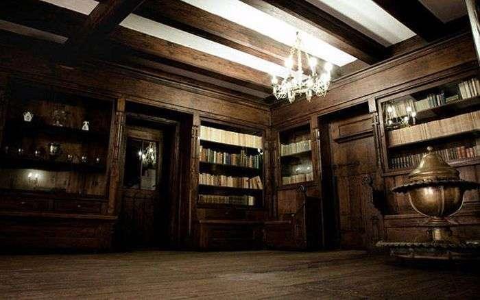 «Замок Дракули» за 80 мільйонів доларів (28 фото)