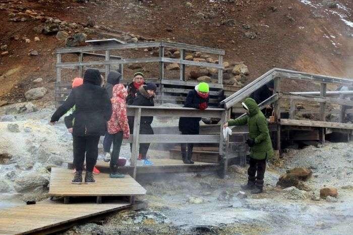 Як фарбують крашанки в Ісландії (13 фото)