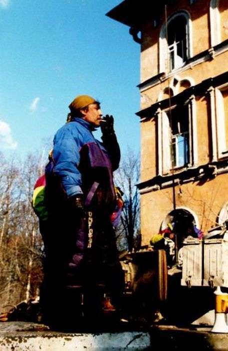 Фотографії зі зйомок кінострічки «Чистилище» (71 фото)