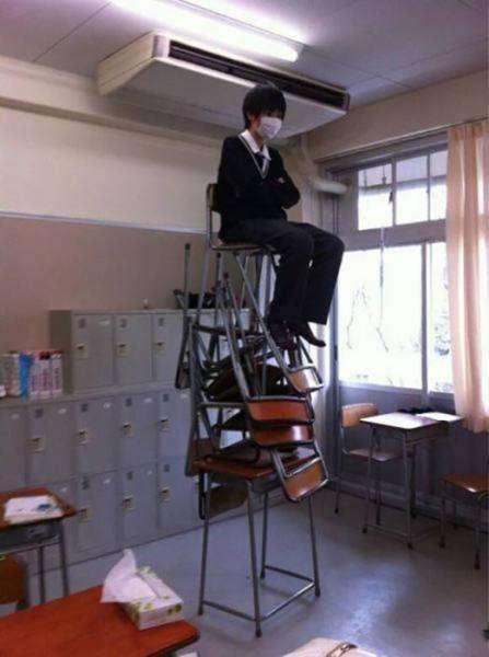 Підбірка смішних фото з Японії (38 фото)