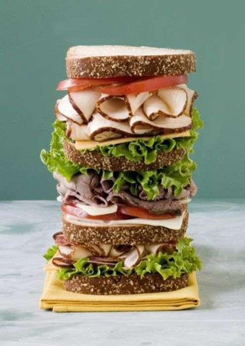 Як знімають їжу для реклами (20 фото)