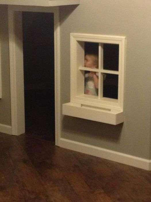 Будиночок для дітей своїми руками (24 фото)