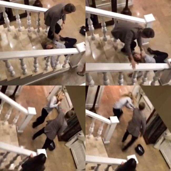 Москвичку жорстоко побили при звільненні з елітного ательє по пошиттю одягу (4 фото)