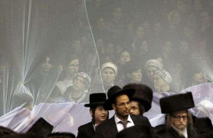 Традиційна іудейська весілля в Ізраїлі (22 фото)