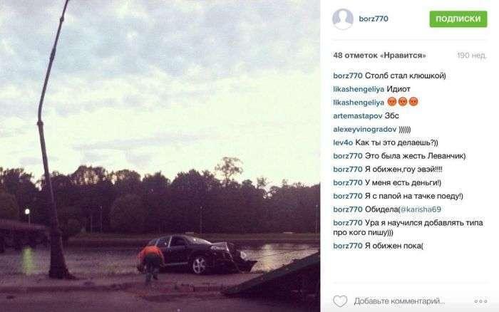 Автомобіль незвичайного студента з Чечні (8 фото)