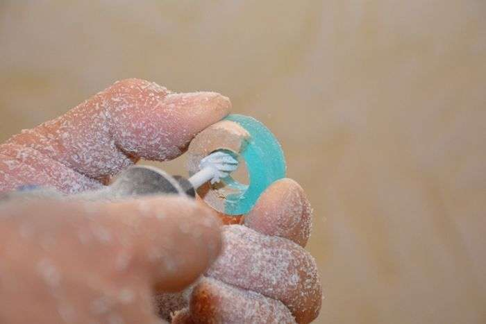Оригінальне кільце своїми руками (10 фото)