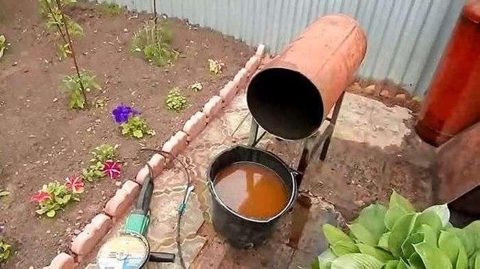Мангал-коптильня з газових балонів своїми руками (25 фото)