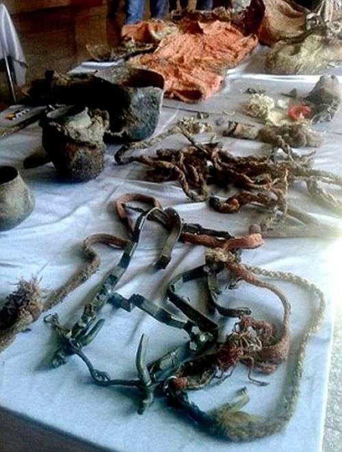 У Монголії виявили мумію у взуття, що нагадує сучасні кросівки (6 фото)