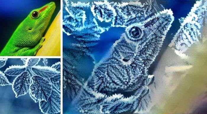 Дивовижні зображення, створені нейронними мережами (35 фото)