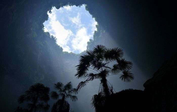 Дивовижна ізольована екосистема, виявлена в Китаї (9 фото)