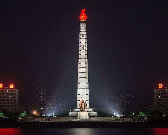 Недепрессивные фото Північної Кореї (25 фото)