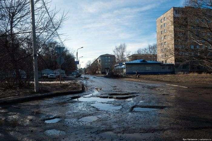 Дороги Омська (45 фото + відео)