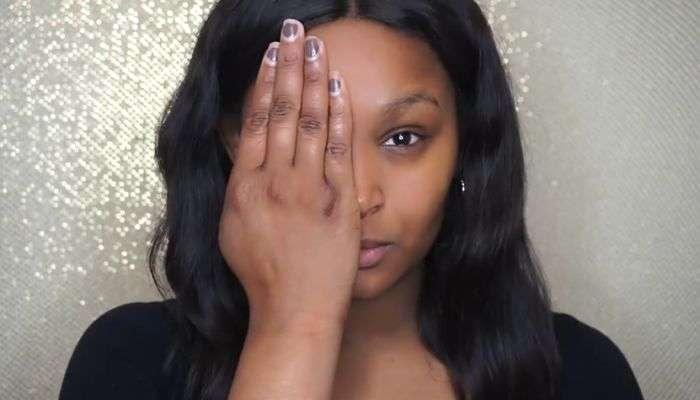 Дівчина з сильними опіками обличчя наочно демонструє силу макіяжу (8 фото + відео)