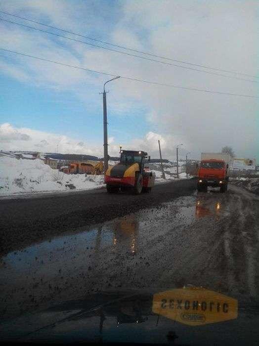 Лисьва готується до приїзду Дмитра Медведєва (4 фото + відео)