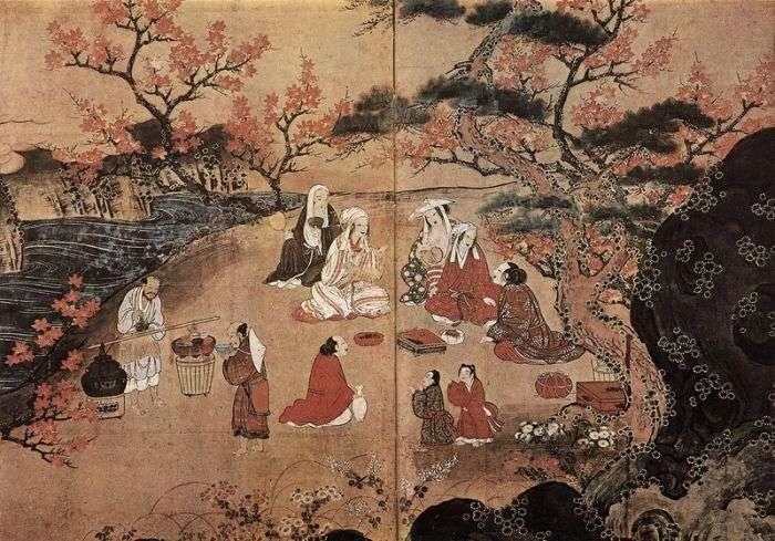 Дивні факти про давньої Японії (10 фото)