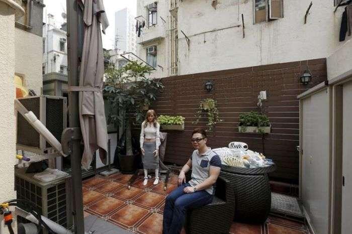 Китаєць побудував людиноподібного робота з зовнішністю Скарлетт Йоханссон (16 фото + відео)