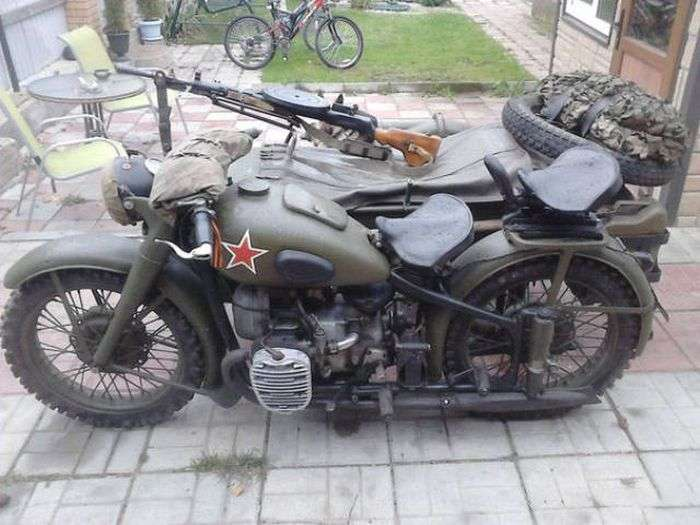 Фото, які можливо було зробити тільки в Росії. Частина 21 (36 фото)