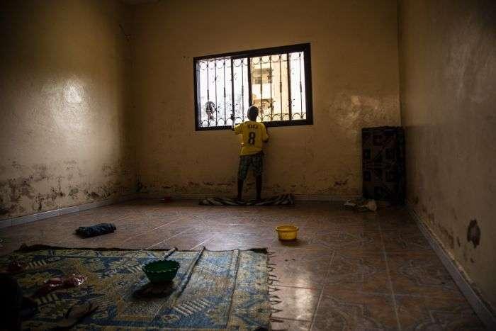 Релігійна школа Сенегалу (19 фото)
