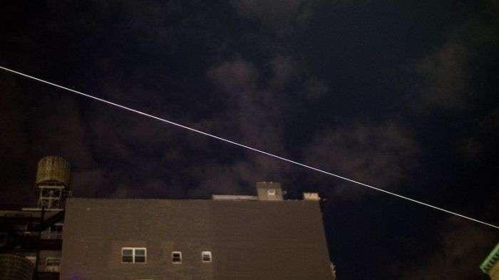 Іудейські нитки в небі над мегаполісами (10 фото)
