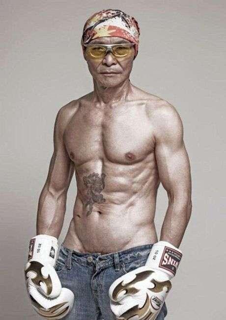 Лянь Сянь - неймовірний китайський дідусь (9 фото)