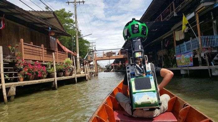 Заради поліпшення сервісу Google Street View ентузіаст подолав 500 000 км (10 фото)