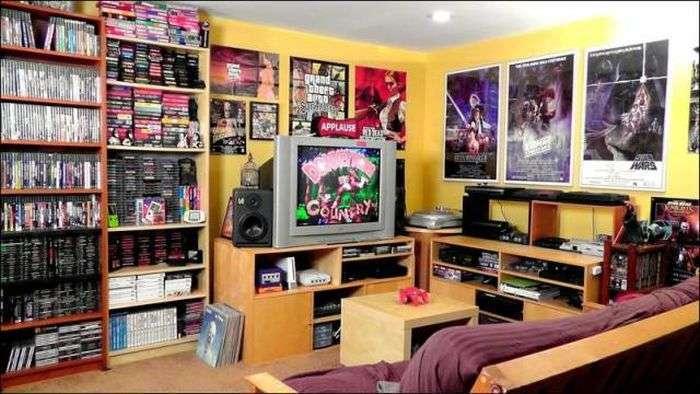 Кімнати геймерів, про які мріє кожен (24 фото)