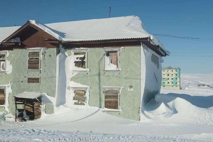 Тіксі - суворий оазис на півночі Якутії (27 фото)