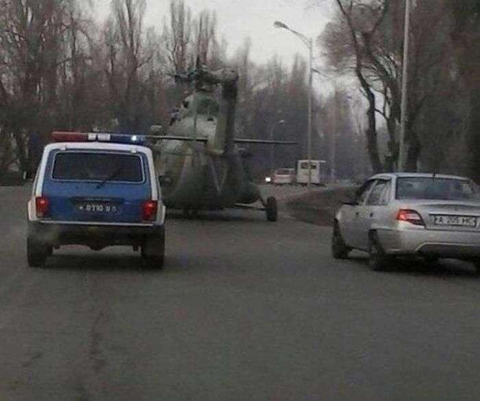 Фото, які можливо було зробити тільки в Росії. Частина 28 (42 фото)