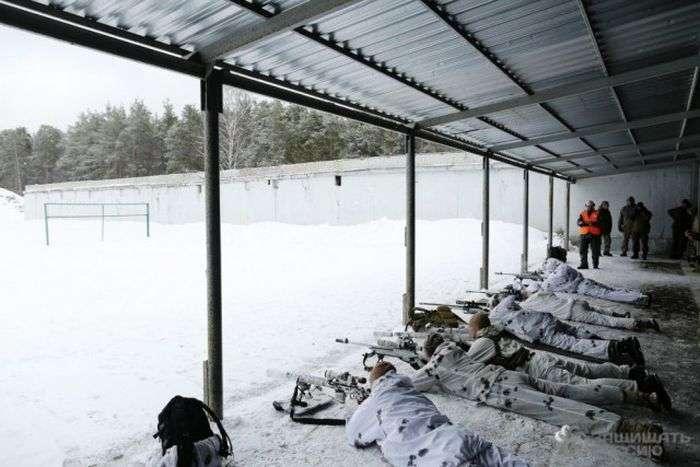 Міжнародні змагання снайперів підрозділів спеціального призначення (30 фото)