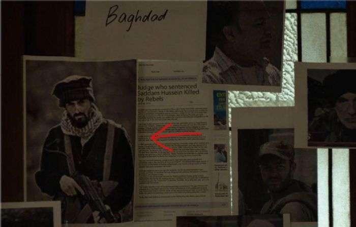 Терорист з американського серіалу Homeland («Батьківщина») (7 фото)