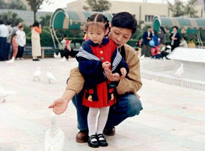 Китайська сімя, яка знайшла секрет збереження молодості (8 фото)