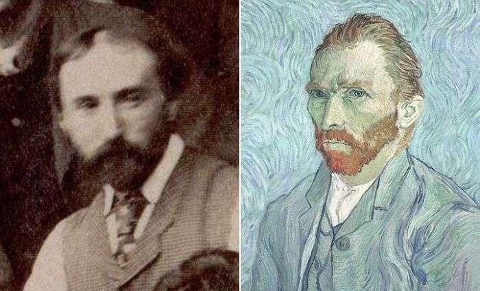 Знайдено єдине доросле фото художника Вінсента Ван Гога (2 фото)