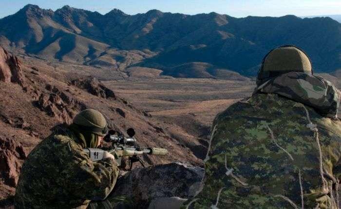 7 найкращих пострілів снайперів (7 фото)