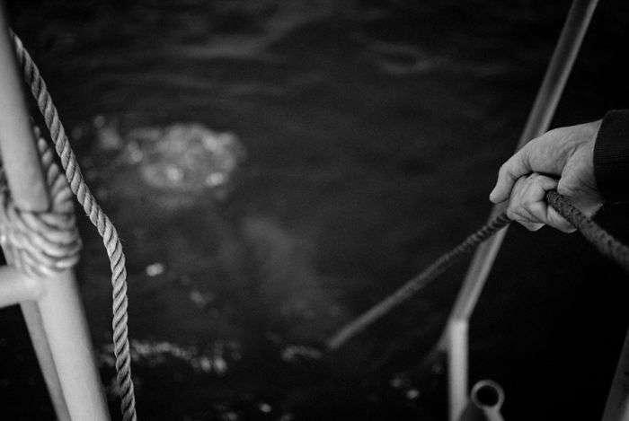 Тренування військових водолазів в морській школі ДТСААФ (23 фото)