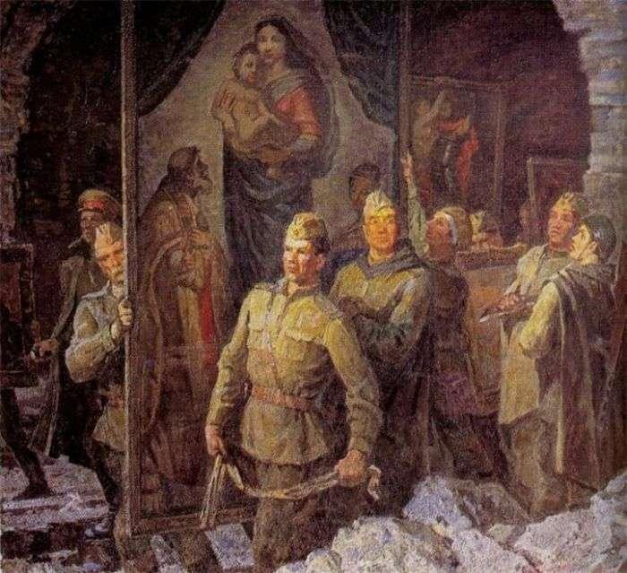 Трофеї Великої Вітчизняної війни, дісталися СРСР (7 фото)