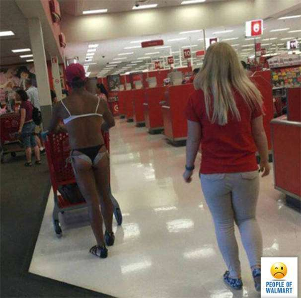 Смішні люди з супермаркетів. Частина 27 (55 фото)