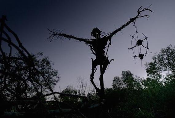 Встречи со Стикменами — существами, словно созданными из палок Тайны и мифы