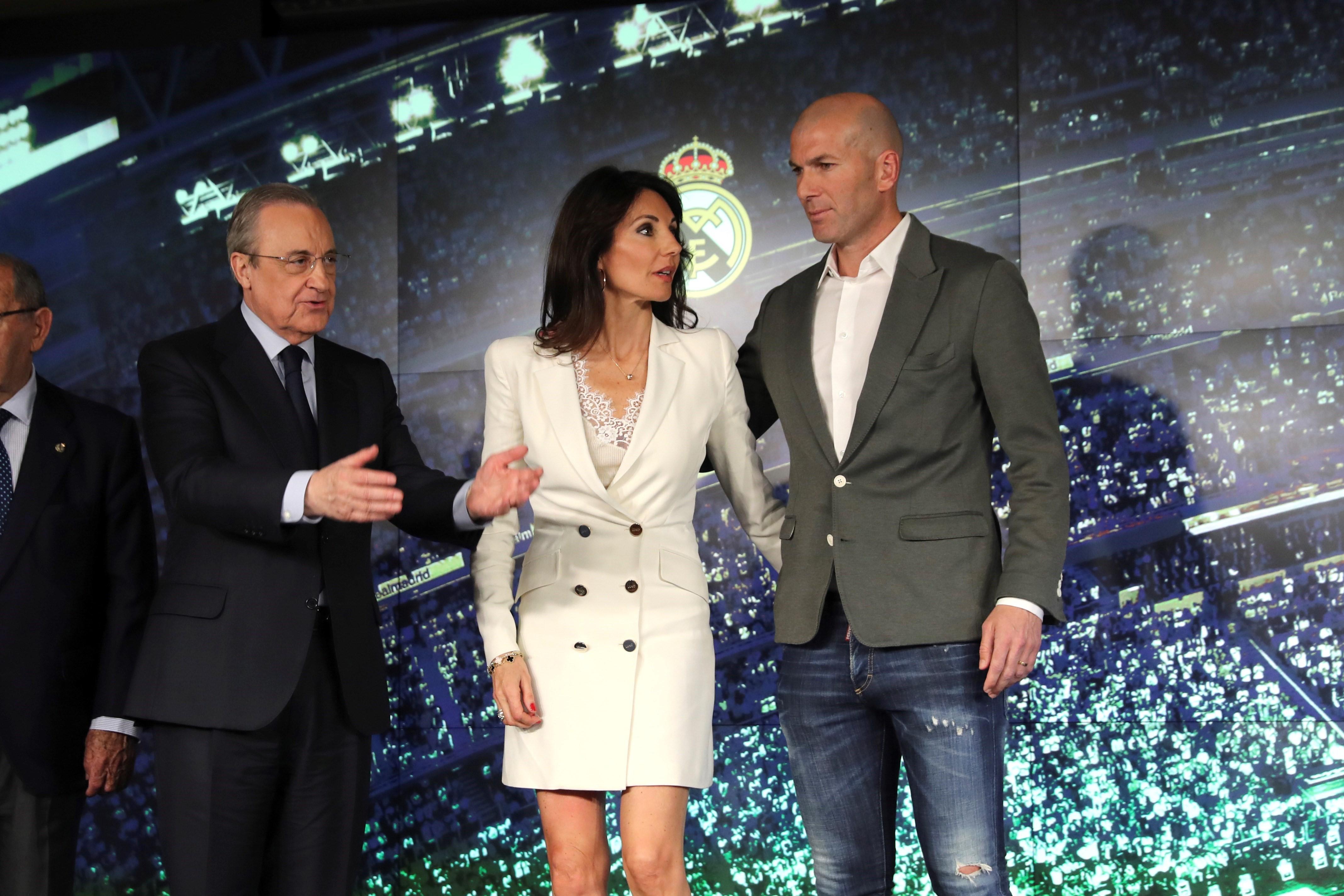 «Не надо возвращаться туда, где тебе было хорошо». Кажется, Зидан ошибся, выбрав «Реал» вместо «Ювентуса» Спорт