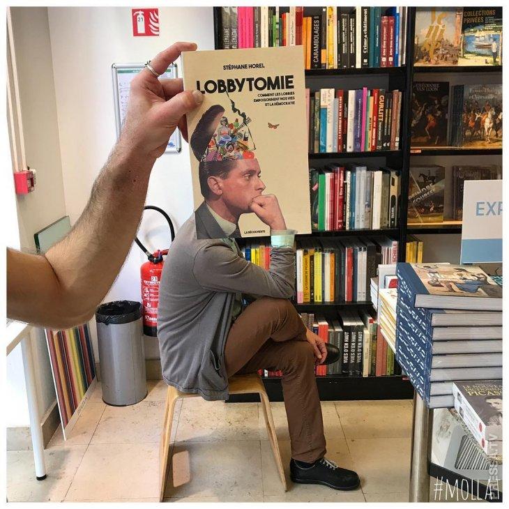 Вот так «скучают» сотрудники книжного магазина юмор