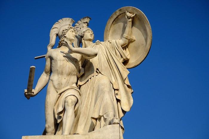 Царь Македонии, создатель мировой державы — Александр «Великий» Политика