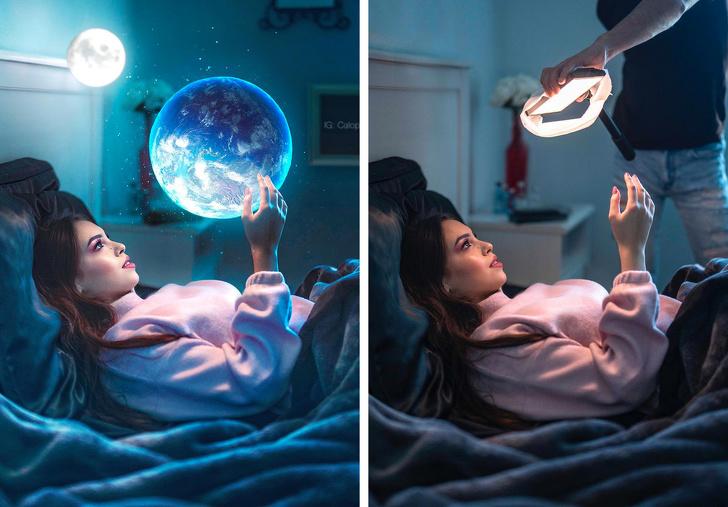 15 доказательств того, что за идеальными фотками в соцсетях стоит не совсем идеальная реальность Юмор