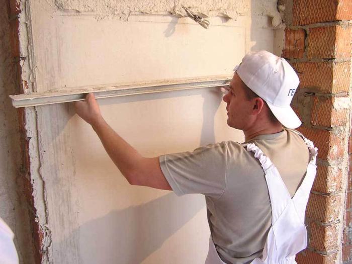 Зачем нужна штукатурка стен и потолка в квартире Архитектура