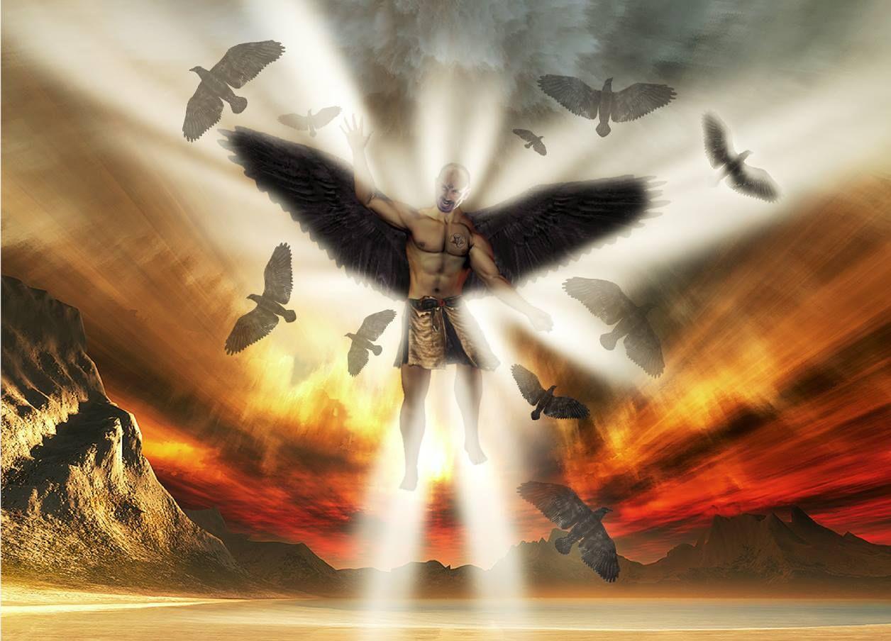 Кое-что интересное в Книга Еноха Символизм